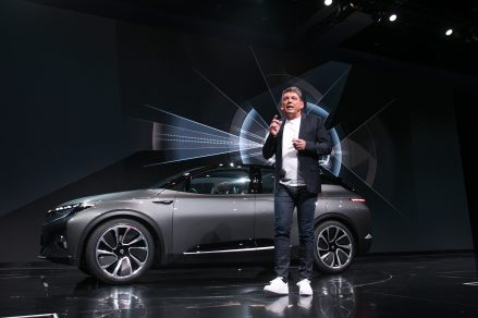 BYTON electric intelligent SUV makes global debut at CES (10)