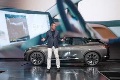 BYTON electric intelligent SUV makes global debut at CES (13)