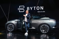 BYTON electric intelligent SUV makes global debut at CES (3)