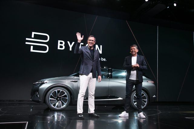BYTON electric intelligent SUV makes global debut at CES (5)