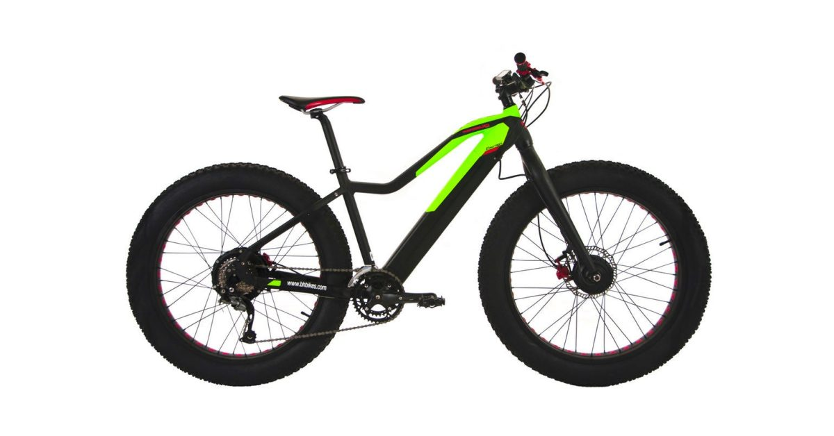 All-wheel drive electric bicycles: double the motors, double the fun! - Electrek