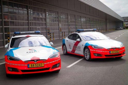 tesla police luxembourg 3