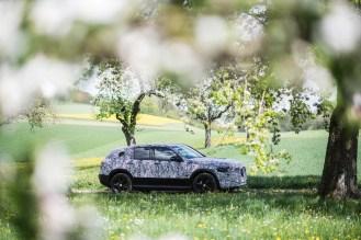 Erprobung des EQC im Schwarzwald EQC testing in the Black Forest