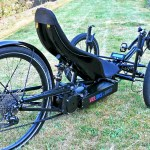 E Bikes Are Efficient But Nothing Beats This 400 Mile Range Electric Recumbent Trike Electrek