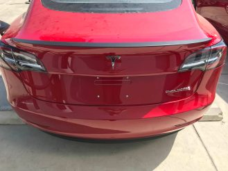 Tesla Model 3 performance 1