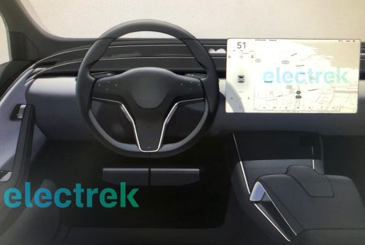 Tesla Model S:X design refresh electrek 1