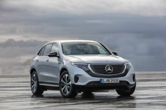 Der neue Mercedes-Benz EQC: Der Mercedes-Benz unter den ElektrofahrzeugenThe new Mercedes-Benz EQC: The Mercedes-Benz among electric vehicles