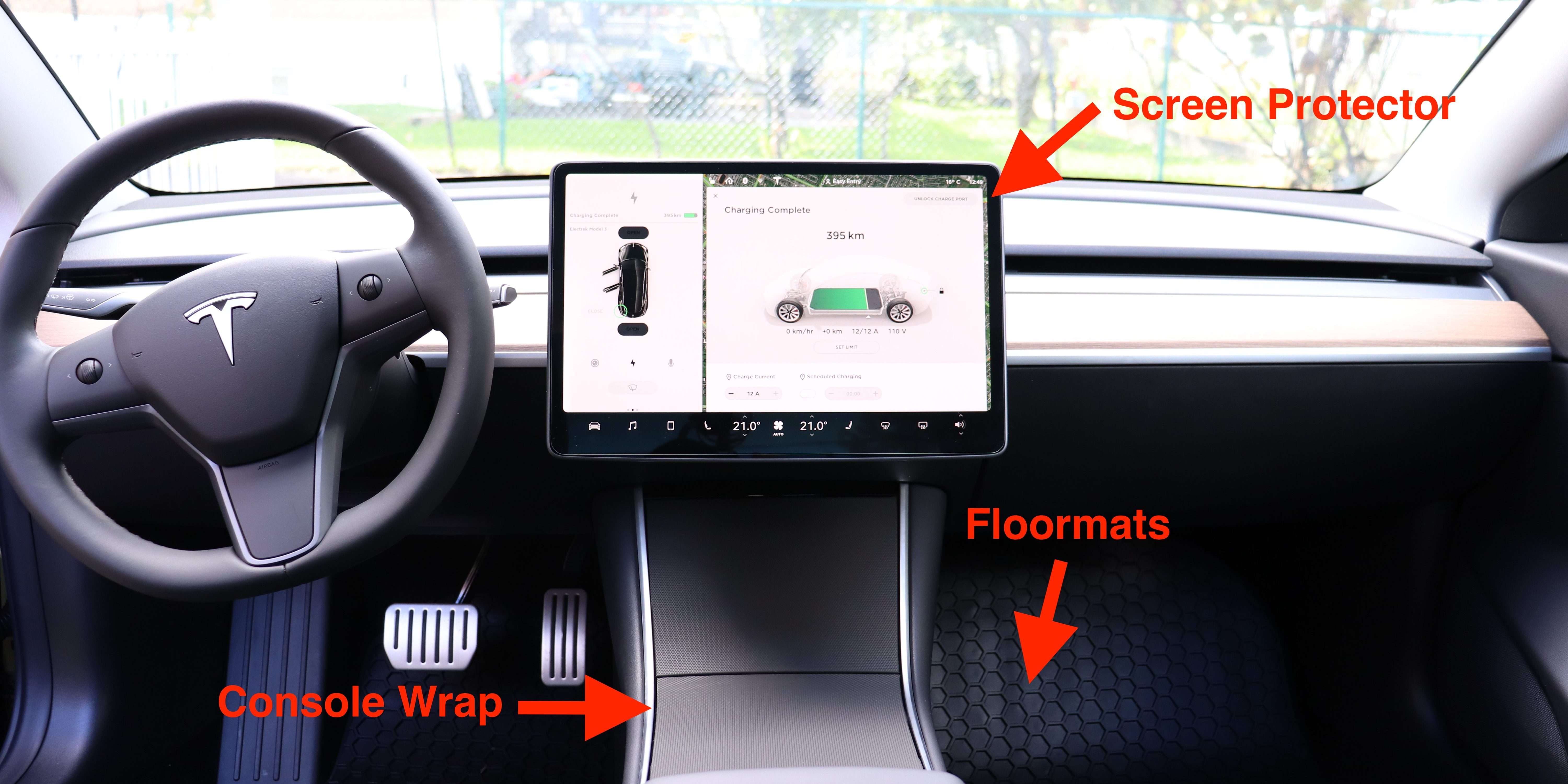 [Update: new Model 3 items and prices] 10 Must-Have Tesla Model 3 Accessories Fred Lambert
