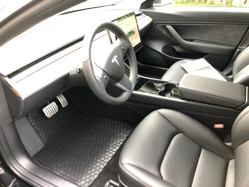 Tesla model 3 floormat