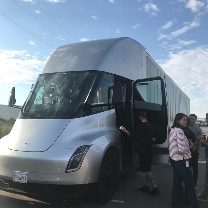 Tesla semi utah 1