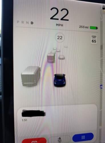 Tesla version 9 trucks