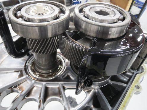 Tesla Model 3 drive unit 1
