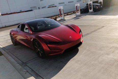 Tesla next-gen roadster