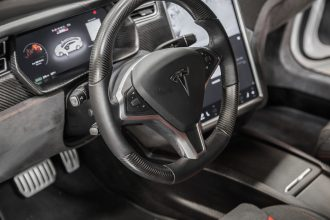 Unplugged Performance S-APEX Tesla Model S P100D _14