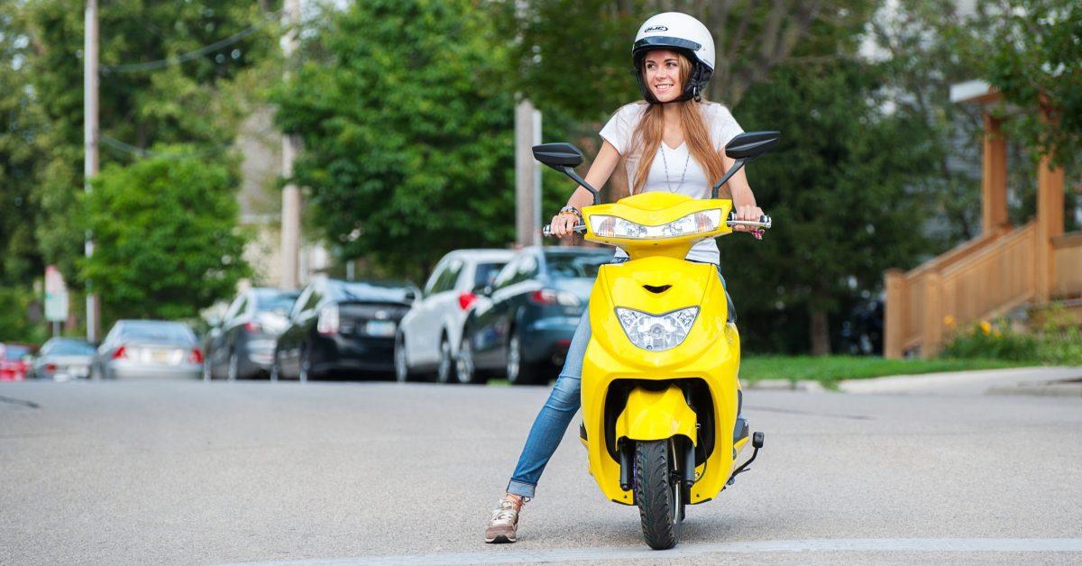 Affordable Electric Scooter Dealer