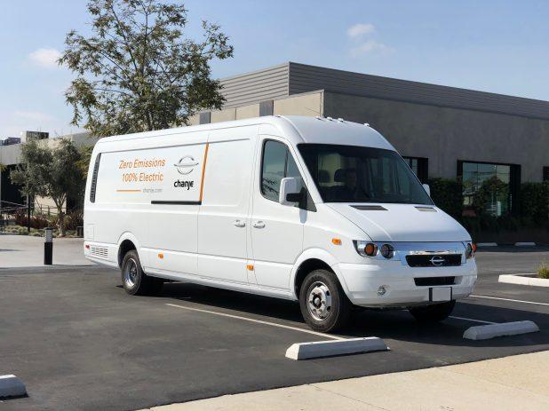 Peduli Lingkungan, FedEx Beli 1000 van elektrik dari Startup China