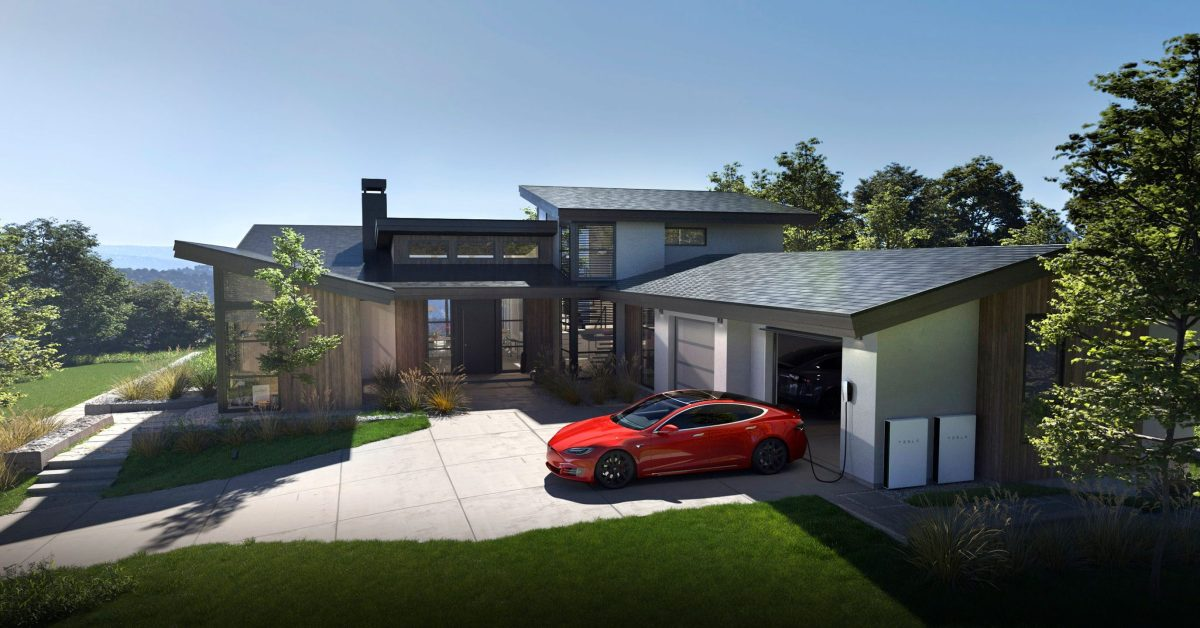 Tesla is only bundling solar products and Powerwall together going forward - Electrek