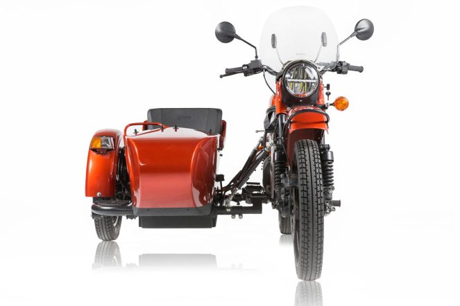 ural electric sidecar motorcycle