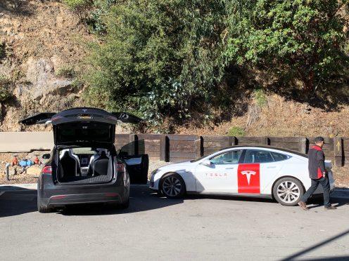 Tesla anit-theft 3
