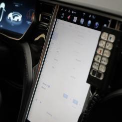 Tesla Model X police vehicle 2