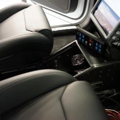 Tesla Model X police vehicle 4