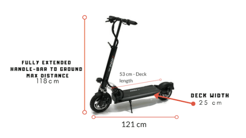 voro motors emove scooter