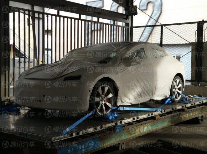 Tesla Model 3 new wheels 2