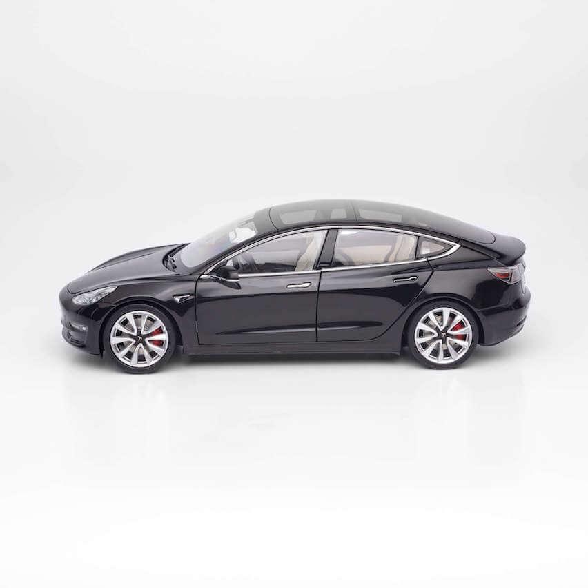 Model 3 die cast profile