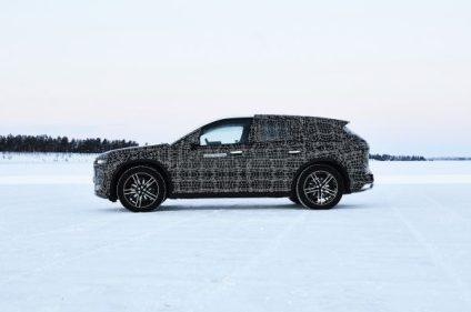 BMW iNext winter testing 3