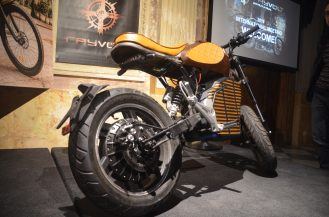 rayvolt electric motorcycle
