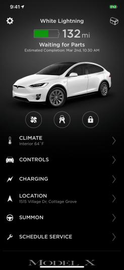 TeslaApp_WaitingForParts