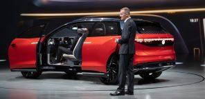 Volkswagen - Auto China 2019