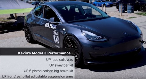 Tesla Model 3 Performance UP 4