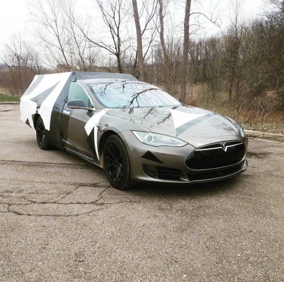 Tesla Roamer electric motorhome 1