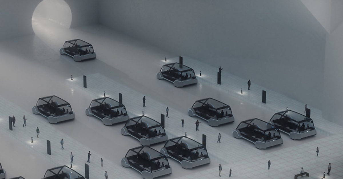Elon Musk's Boring Company moves forward with new 'Loop' project with Tesla cars near LA - Electrek