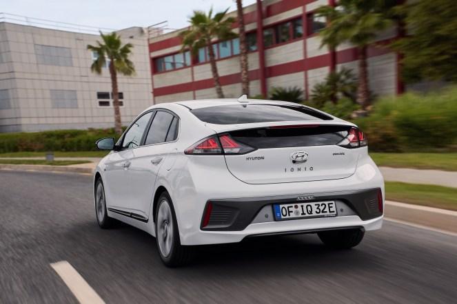 New Hyundai IONIQ Electric (11)
