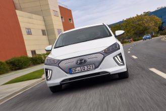 New Hyundai IONIQ Electric (12)