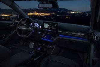 New Hyundai IONIQ Electric Interior (2)