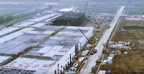 Tesla Gigafactory update may 4