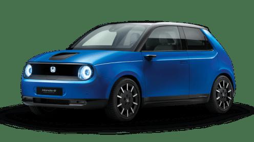Honda e blue reservations