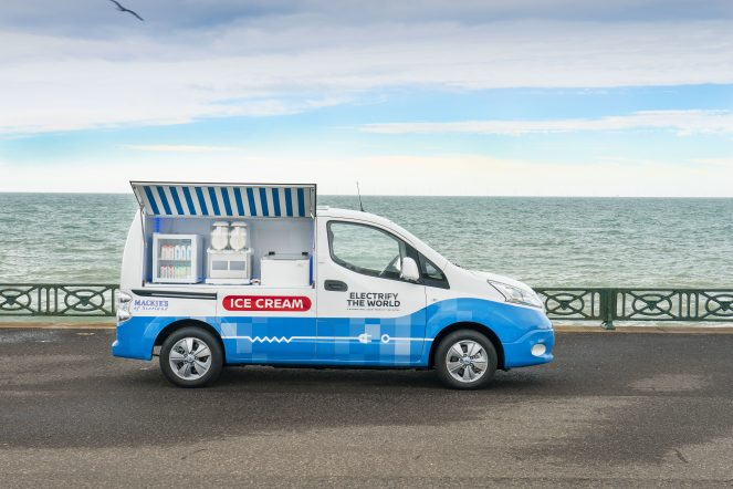 2019 06 13 Nissan Electric Ice Cream Van Story - Photo 3-source