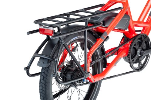 Tern HSD electric cargo bike