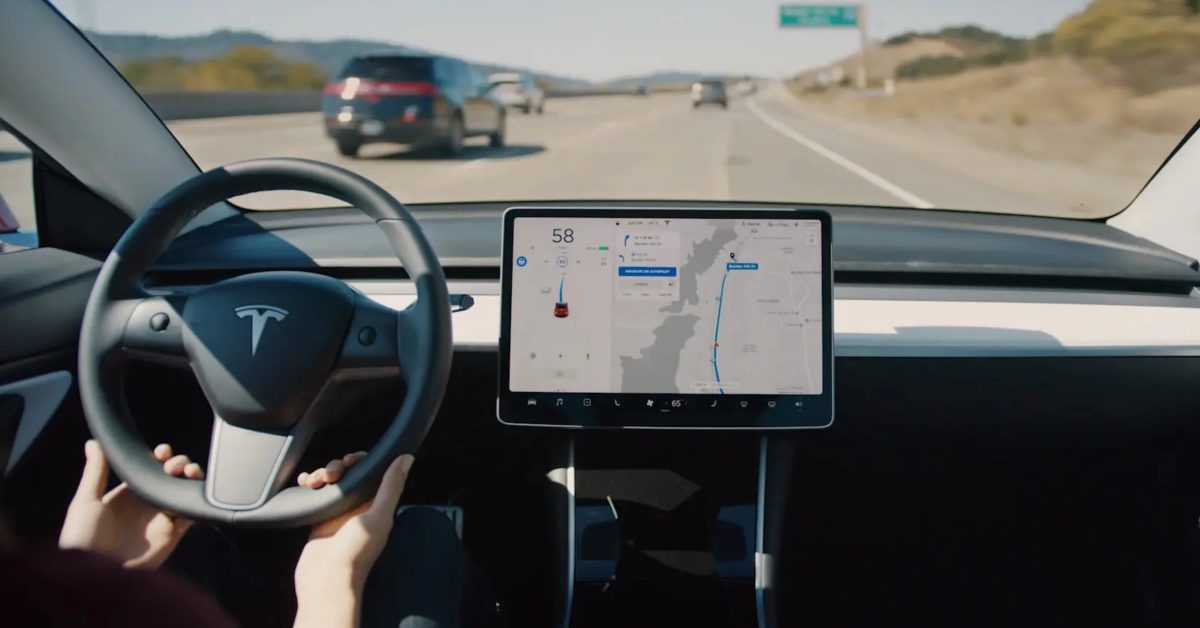 Tesla Autopilot results in decreased driver attention, new study finds thumbnail