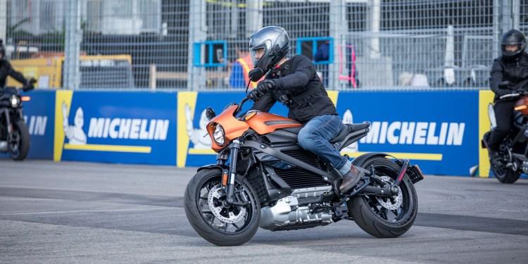 Harley Davidson LiveWire review test ride