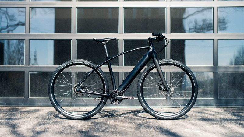 2019 Budnitz Model E Electric Bicycle Now Features Removable Motor And Gates Belt Drive Ev Info