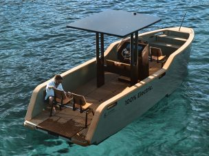 z shore eelex 8000 electric boat 2