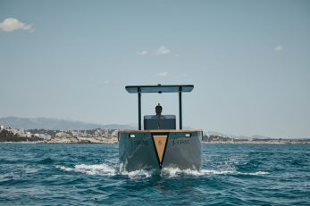 z shore eelex 8000 electric boat 5