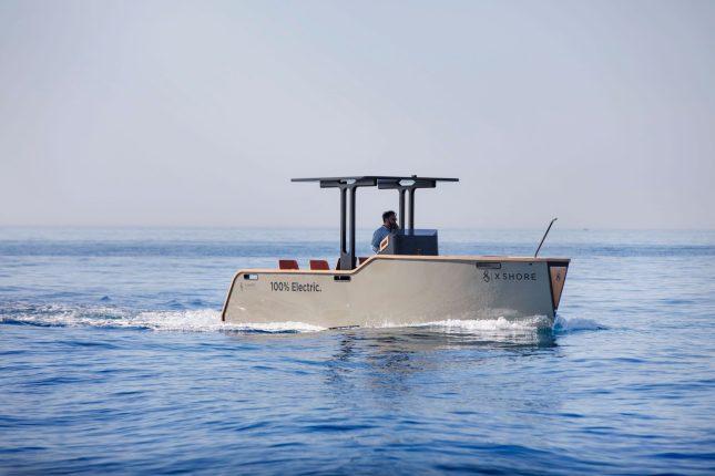 z shore eelex 8000 electric boat 6