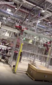 Tesla Gigafactory 3 leaked image 5