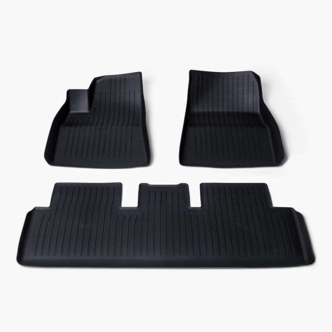 Tesla Model 3 floormats 2